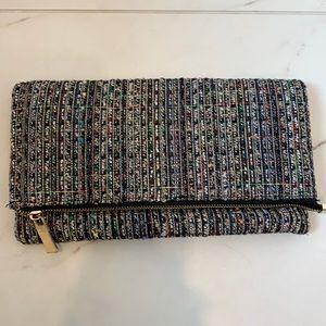 Cute Tweed Crossbody/Clutch